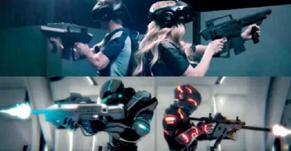 The Void 与盛大能催生一个怎样的VR主题公园?