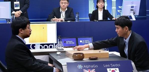 ,机器人,人工智能从科幻走向应用,AlphaGo是变革的伏笔?