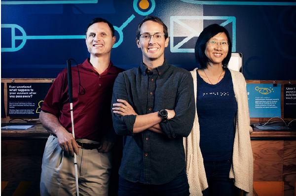 ,谷歌,Facebook,Facebook开始用人工智能为失明客户提供图片解说服务