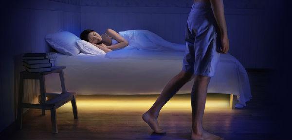 起夜灯哪种好?WeeLight众筹创新智能照明思路