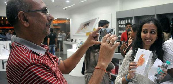 iPhone价格太高?难以全面打入印度市场!