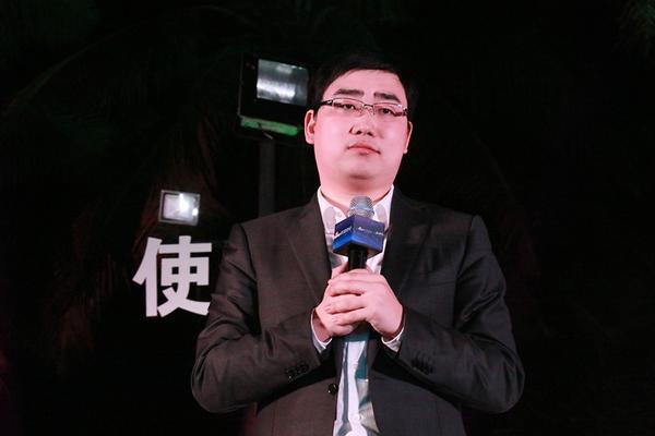 滴滴CEO程维:打造世界级智能企业,连接人与出行