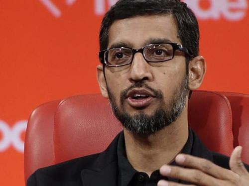谷歌多次表态欲重返中国 CEO皮查伊表示要看情况
