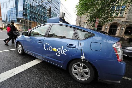 无人汽车陷入道德困境 谷歌尚未有对策