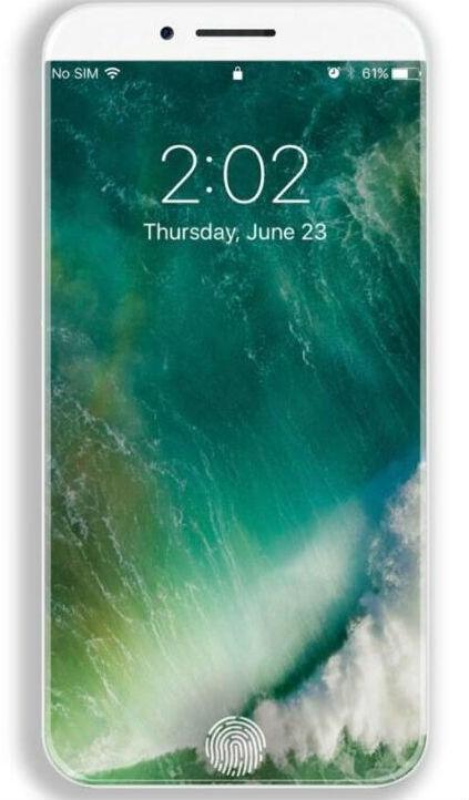 ,苹果,iPhone,iPhone8最新爆料:外观大变样 苹果8价格6000元起