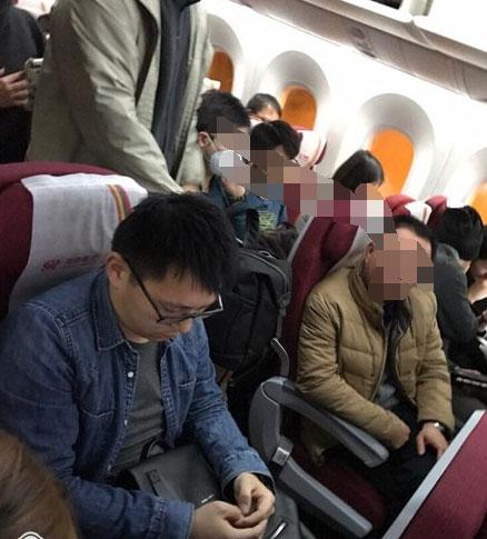 ,互联网公司COO李元戎飞机上摸网红胸部 曾发文喊冤