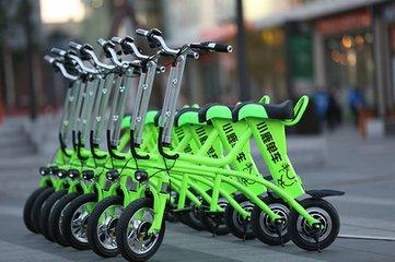 ,共享单车的美好愿景与令人堪忧的现状