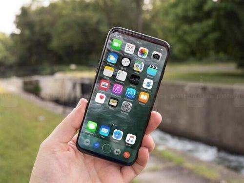 HOME键或将取消 iPhone8上市时间被推迟