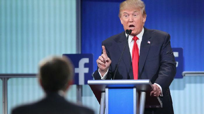 ,Facebook,Twitter,特朗普如何在Facebook赢得总统职位?