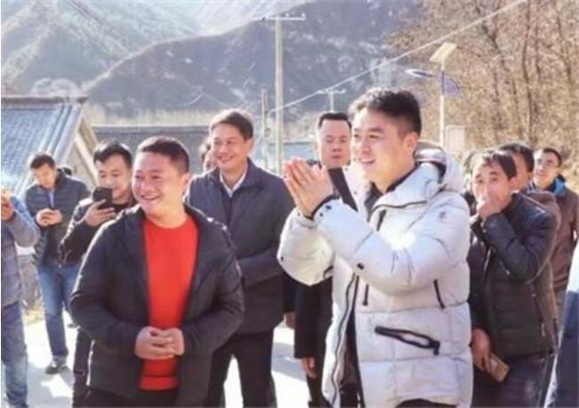 ,刘强东,京东,恭喜!刘强东终于完成儿时梦!