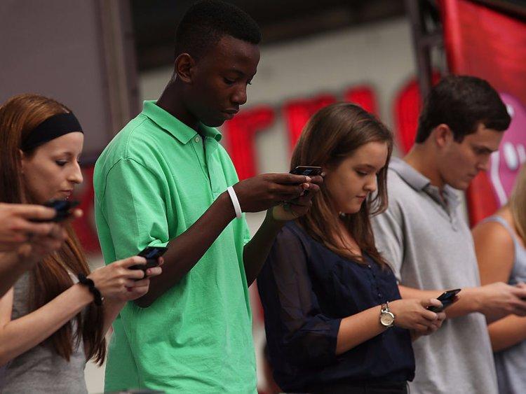 ,智能手机正在危害我们的大脑