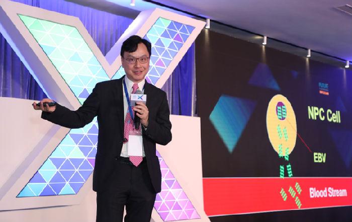""",马化腾,腾讯,""""未来论坛X深圳峰会""""深圳首秀:基础科研成创新的源头"""