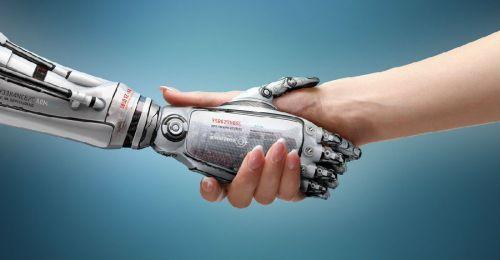 ,创始人,机器人,还在担忧人工智能抢了饭碗?机器人不会完全取代人类