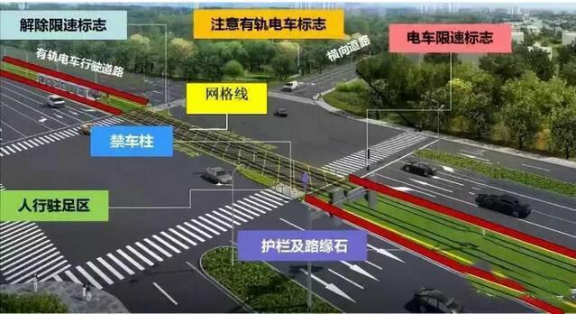 ,武汉有轨电车又被撞,是设计缺陷还是不守规则