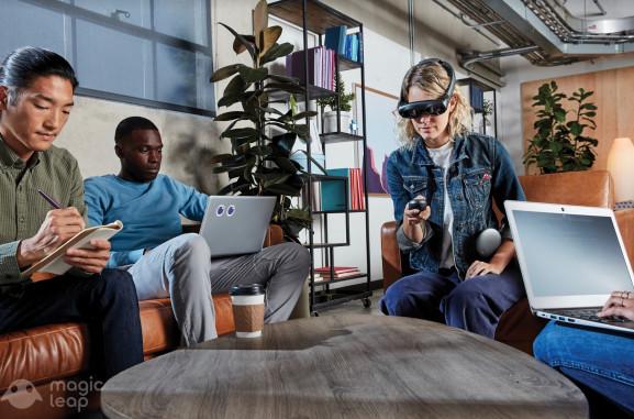 ,增强现实,iPhone, AR云连接数字内容和物理世界的4种方式