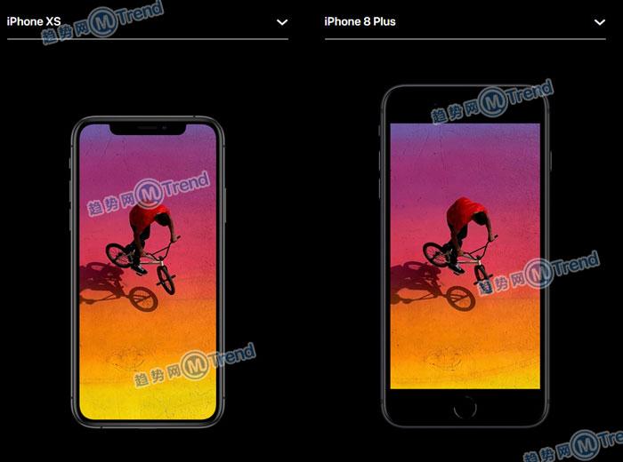 ,苹果,Line,Star VC,iPhone,iPhoneXS XR 苹果8P差异:选哪个更好用?最详细参数比较