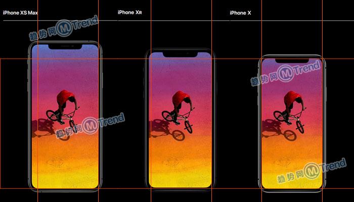 ,苹果,iPhone,苹果XSMax XR XS X 8P 7P哪个好?屏幕尺寸颜色容量大对比
