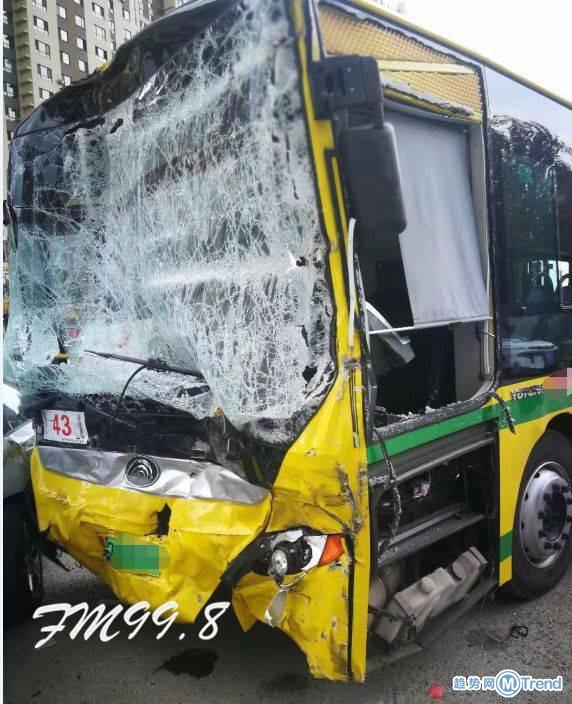 今日热点:哈尔滨公交车失控 中国联通辟谣
