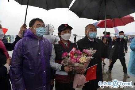 热点:CNN主播确诊感染新冠肺炎 李兰娟返杭丈夫接机