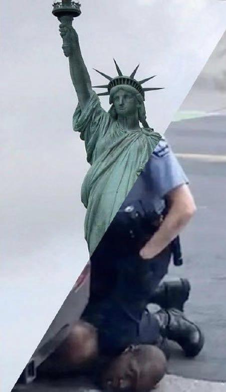 美国暴 乱:华盛顿动员国民警卫队保护白宫 已有25座城市宵禁