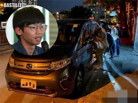 遭家暴跳楼致截瘫女子已离婚!香港警方以国安法拘捕3男1女