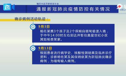 兰州兽研所布病确认阳性3245人!云南瑞丽将三天完成全员核酸检测