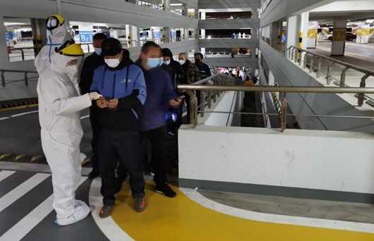 热点:浦东机场相关人员连夜核酸检测 男子趁老板患病挪用59万打赏赌博