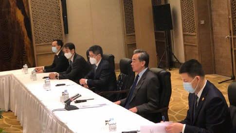 外交部召见欧盟驻华代表团团长 西方倒行逆施阻挡不了中国前进