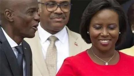 涉嫌刺杀海地总统者已被拘