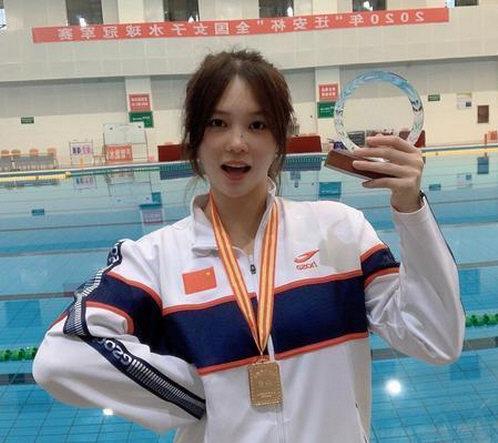 这位中国女选手颜值惊艳全网