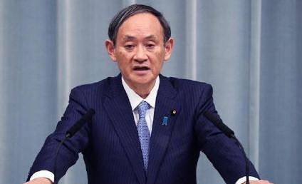 日媒:菅义伟将辞任日本首相