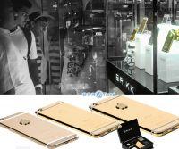 LUX iPhone6Plus订购攻略百科:Brikk镶钻 石版镀金苹果6怎么买