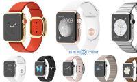 苹果手表款式搭配大全!38种表盘表壳表带选哪个好有方法