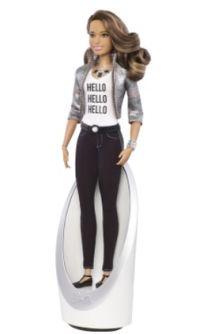 智能Hello Barbie存在着严重的信息泄露问题