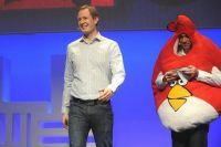 《愤怒的小鸟》开发商CEO离职