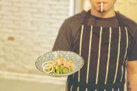 日食记温暖治愈系 美食短视频高冷萌教你学做菜