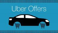 打车软件Uber变身广告牌 出行更优惠