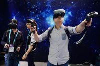 中国虚拟现实市场前景广 国内外互联网巨头争相投资