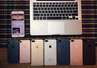 国行iPhone7价格卖多少钱?分期付款以旧换新合约机更便宜