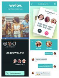 新的社交软件来袭!准备好用Welov去勾搭小伙伴了吗