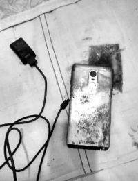 小米手机自燃 官方付封口费要保密