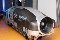超级高铁测试成功 先用于货运