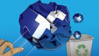 是时候将Facebook账号从你的生活中移除了!