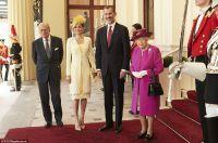 凯特王妃 PK 西班牙王后:哪位女王的衣品更时尚?