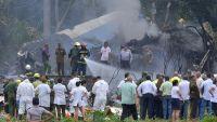 古巴坠机事故三人奇迹生还!救援现场发现3名幸存者