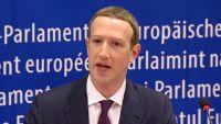 扎克伯格出席欧盟听证会:为数据泄露道歉 回答避重就轻
