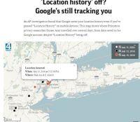 谷歌被曝强行追踪用户位置,隐私保护真的那么难吗