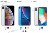 >买iPhoneXSMax XS还是XR X好?全方位对比X系列哪个最划算