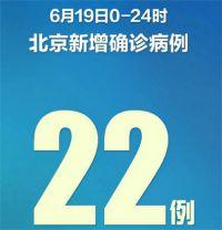 北京昨日新增确诊病例22例 河北新增确诊病例3例
