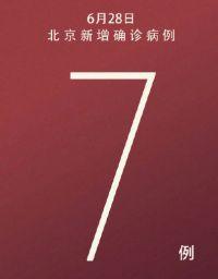 北京新增确诊7例 北京18天内新增318例确诊